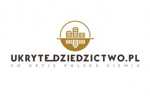 Logo projektu Ukryte dziedzictwo