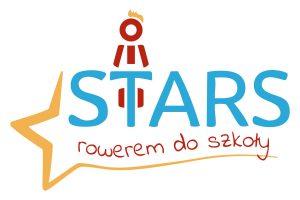 Logo projektu STARS ROWEREM DO SZKOŁY